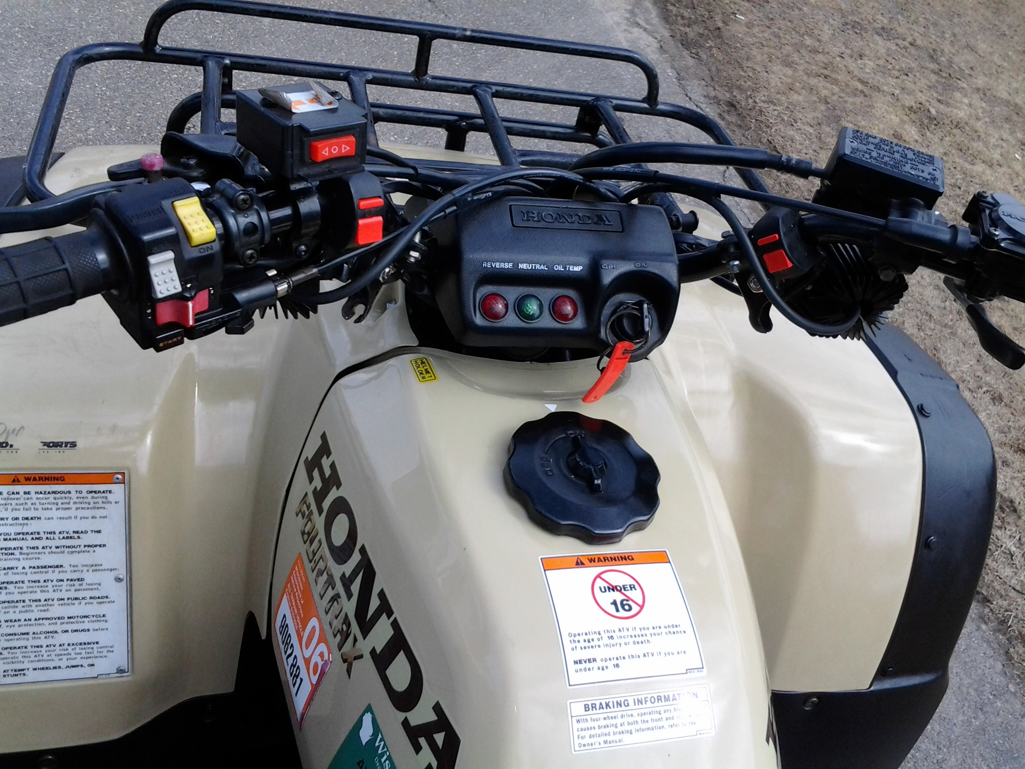 Led atv lights honda atv forum click image for larger version name 003g views 12003 size 6709 mozeypictures Image collections