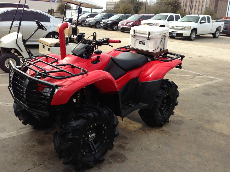 Honda Dealership Houston >> 2010 Rancher 420 4x4 - Honda ATV Forum