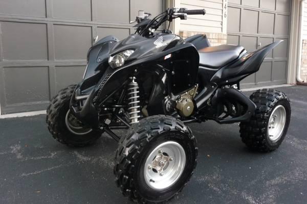Should I Buy A 2008 Honda 700xx Or Raptor 700 Honda Atv