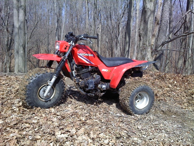 Any Big Red atc owners - Honda ATV Forum