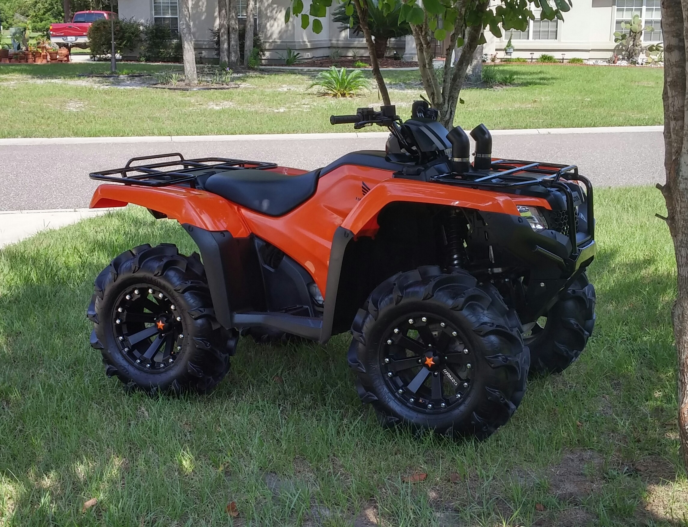 all the 2014 ranchers - Page 7 - Honda ATV Forum