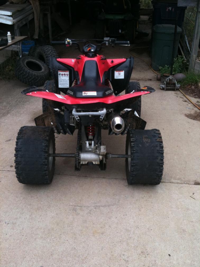 Honda 400 Ex >> FOR SALE!!! 2008 honda 400ex - Honda ATV Forum