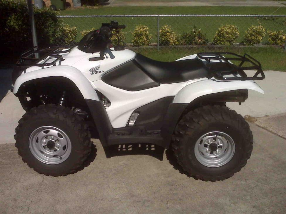 Own a 420? - Page 3 - Honda ATV Forum