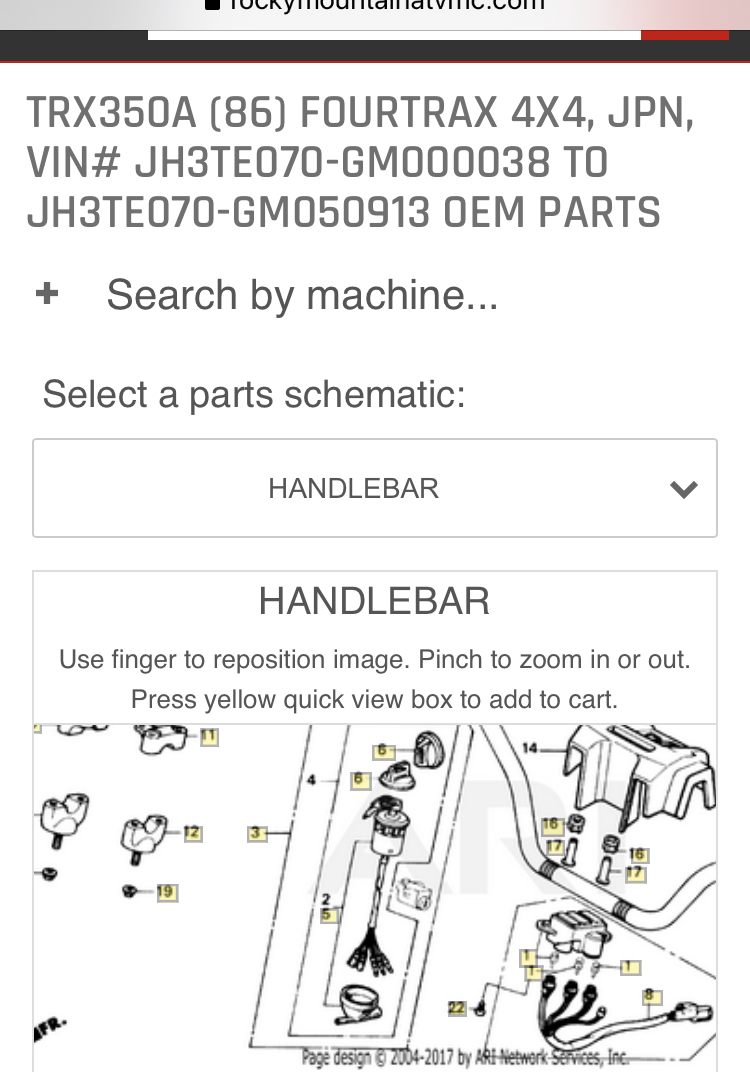 2004 400ex wiring schematic no power from battery to key switch honda atv forum  no power from battery to key switch