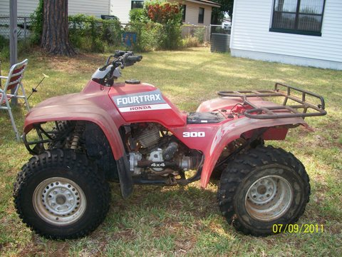 300 Honda Fourtrax 1988 Where To Start ATV. Click For Larger Version Name 1000166 Views 31139 Size 613. Wiring. 88 Fourtrax 300 Wiring Diagram At Scoala.co