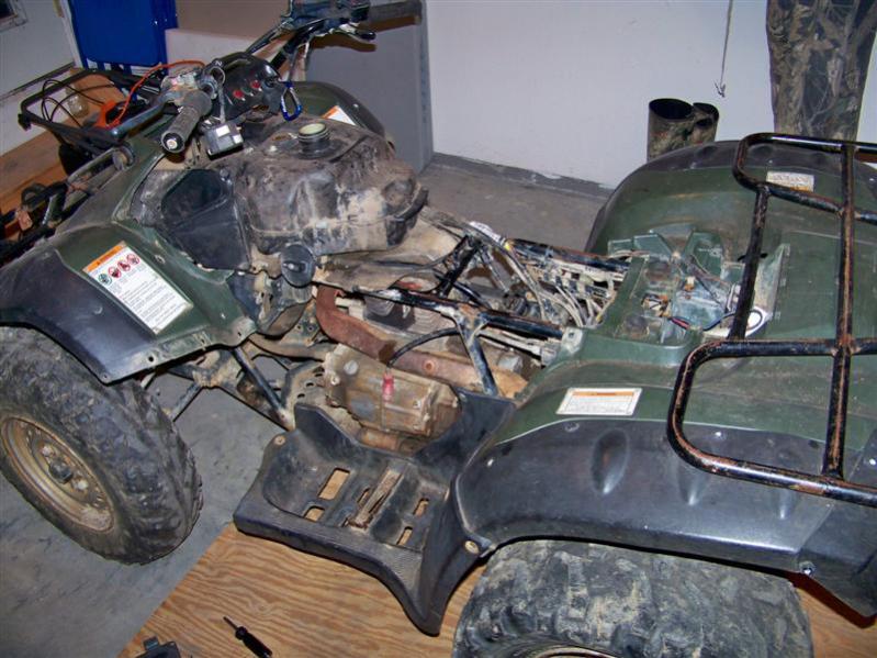 Bill's 2006 Honda Rancher trx350 rebuild | Honda ATV ForumHonda ATV Forum