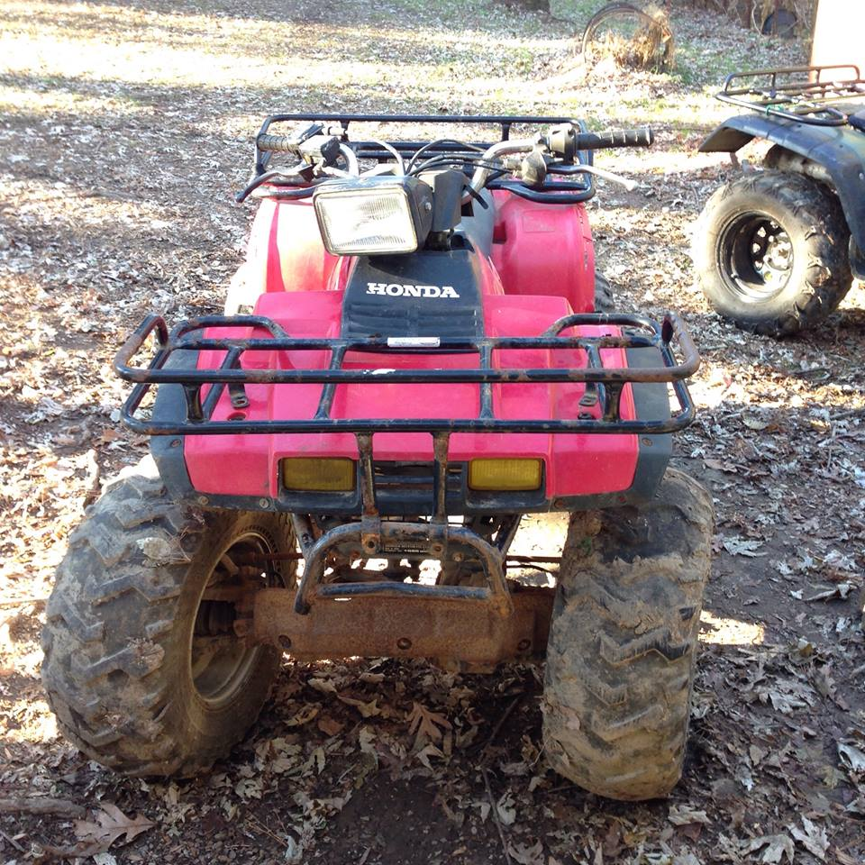 Honda Rancher For Sale >> how much is my 87 honda fourtrax 350 4x4 worth - Honda ATV Forum