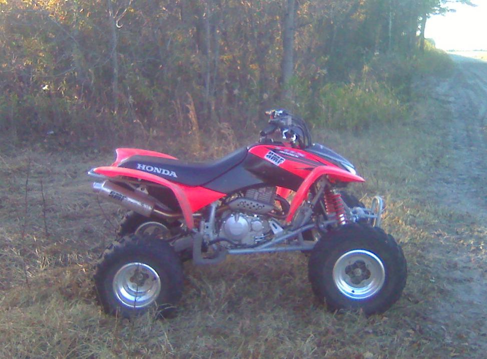 2007 Honda TRX 400EX - Honda ATV Forum