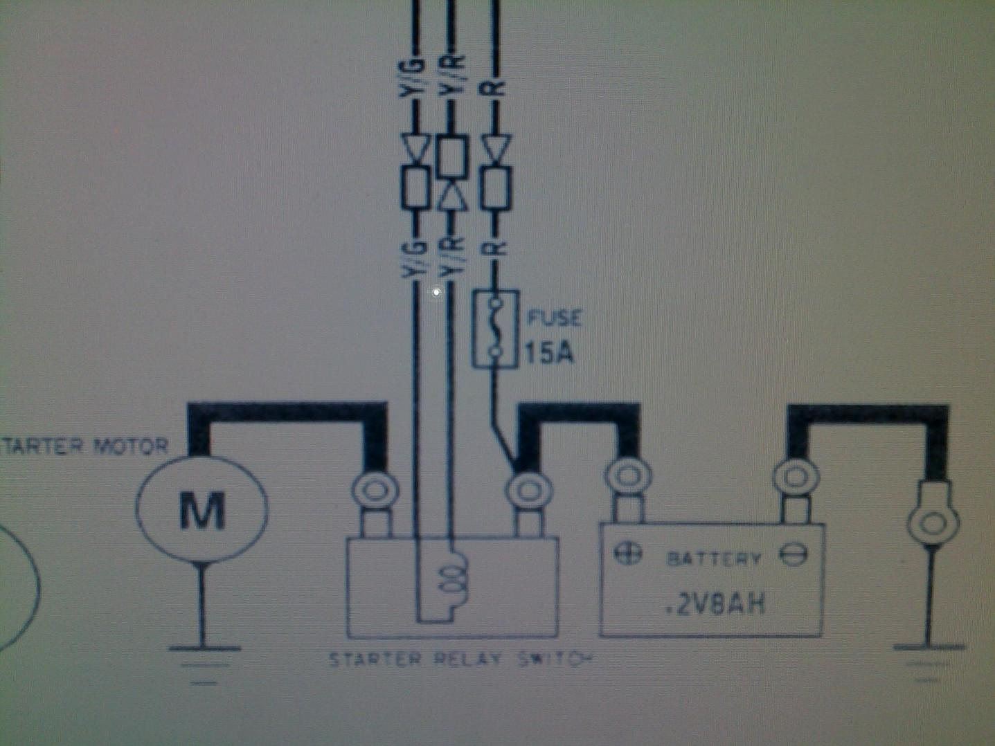 Honda 400ex Wiring Diagram Color : 400ex wiring please help page 3 honda atv forum ~ A.2002-acura-tl-radio.info Haus und Dekorationen
