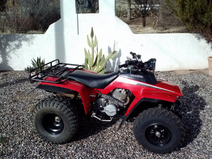 ... 1985 Honda FourTrax 007 Views: 2022 Click Image For Larger Version  Name: 1225121452a Views: 1593 Size: 98.9 ...