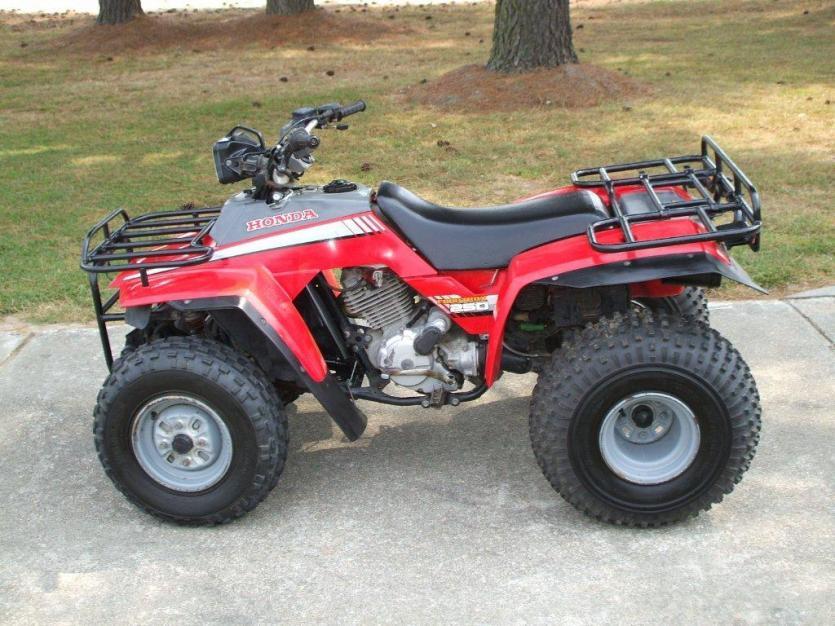 1986 Honda 250 Fourtrax  Honda ATV Forum