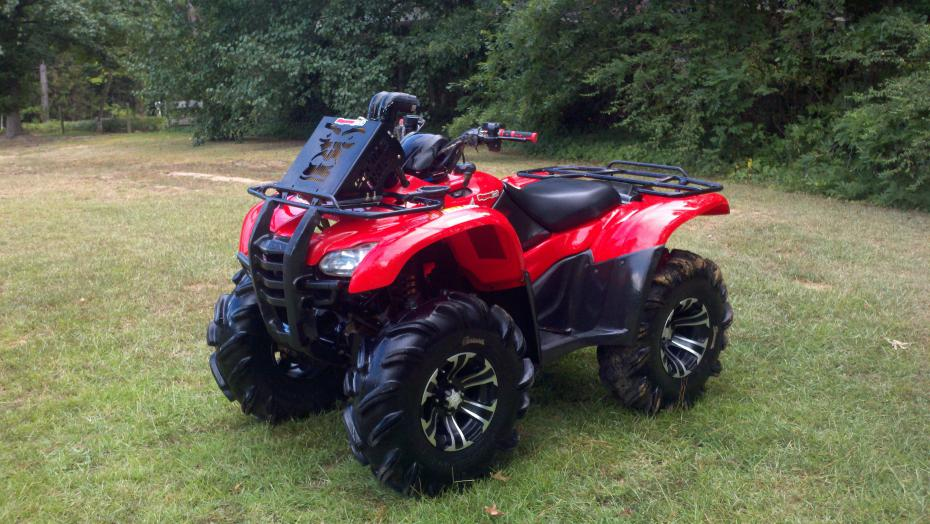 2010 Rancher 420 With Lots Of Extras Honda Atv Forum