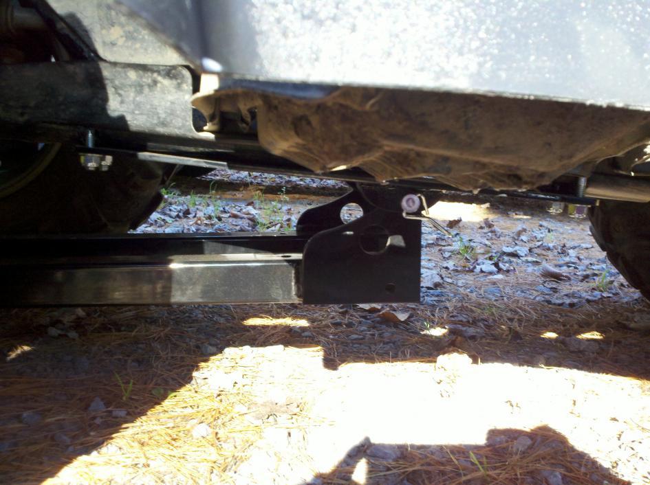 Moose Plow Installed On Rancher Pics Honda Atv Forum