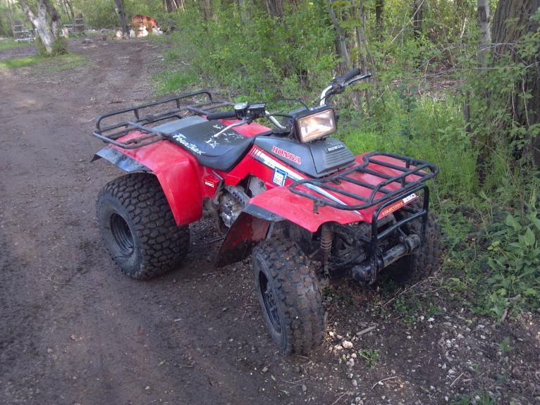 Honda Four Wheelers For Sale >> 250 Fourtrax Value with pictures - Honda ATV Forum