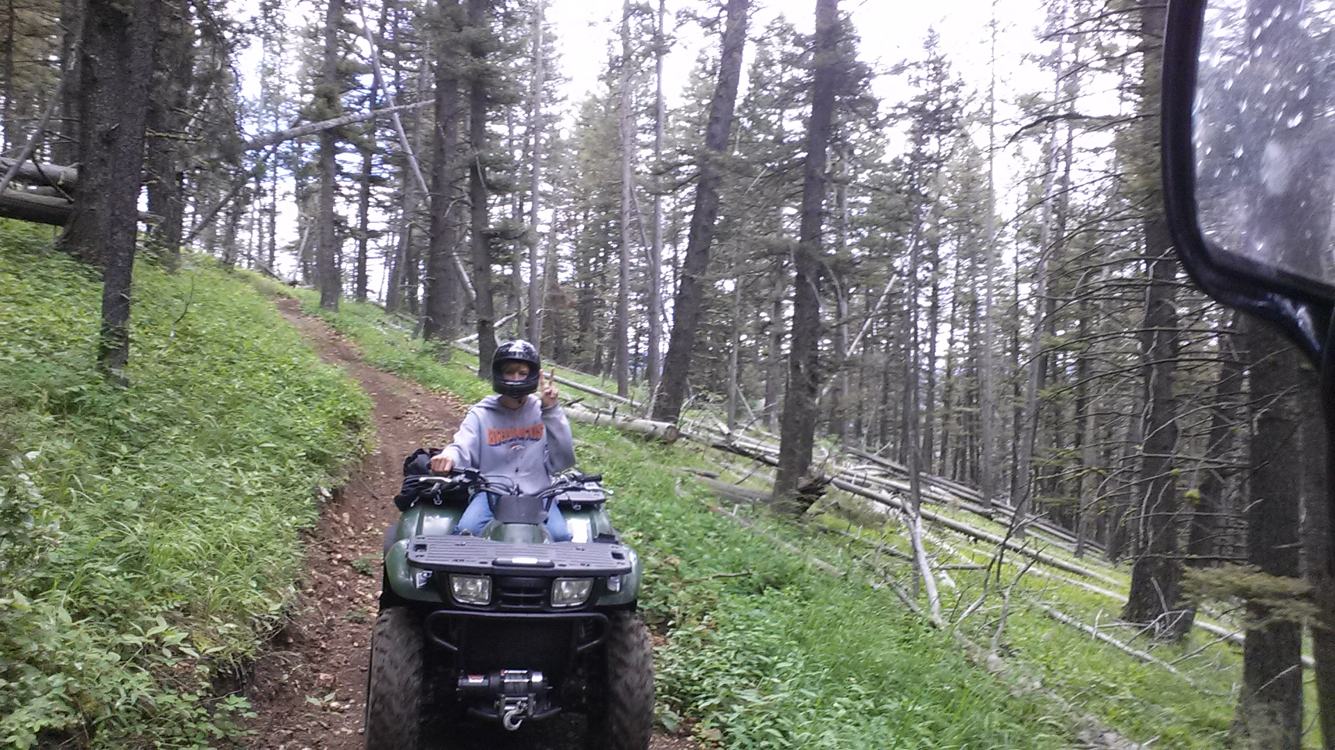 How do YOU trail ride?-20150711_141544.jpg