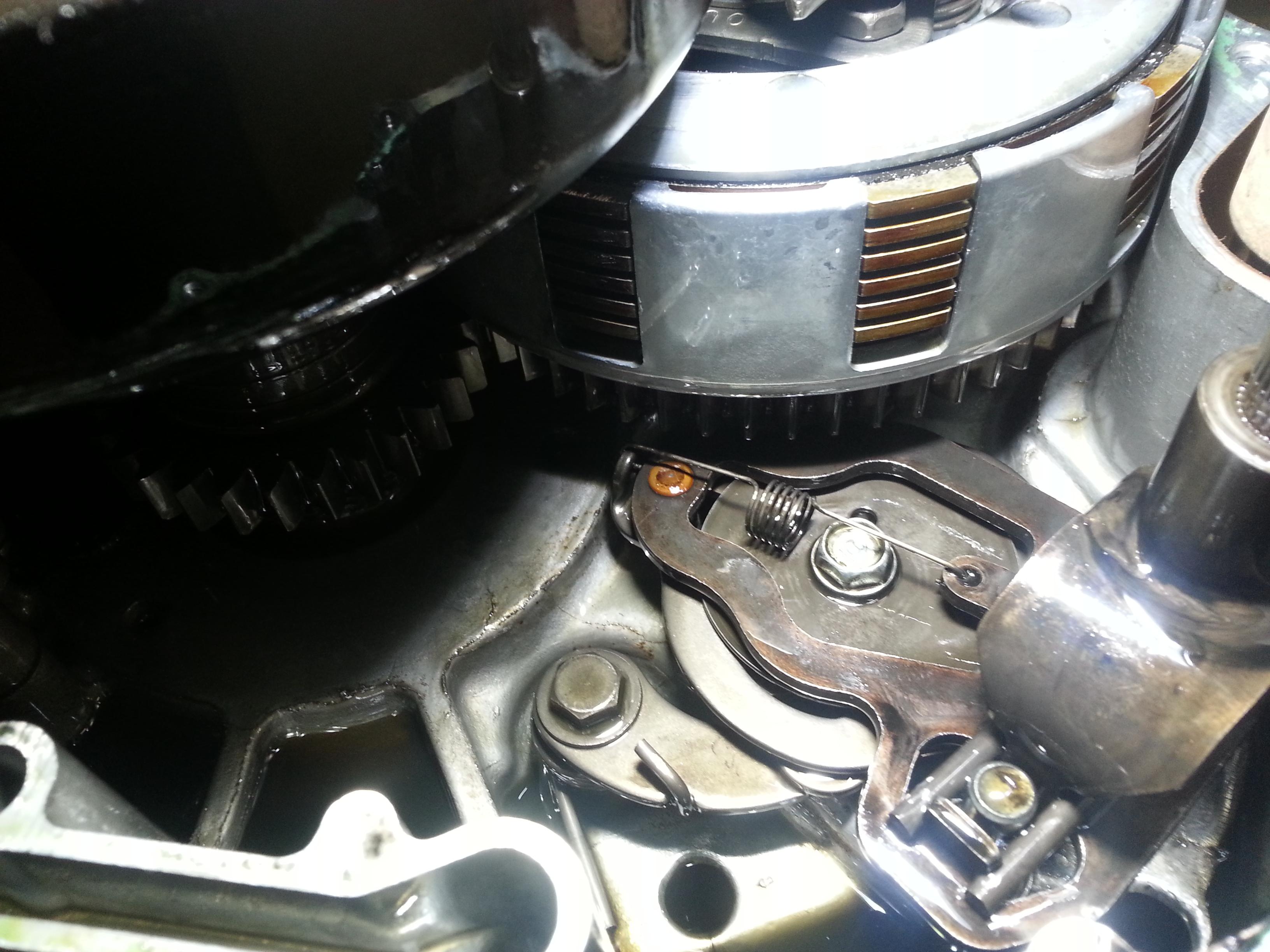 Foreman 450 es wont shift above 1st - Honda ATV Forum