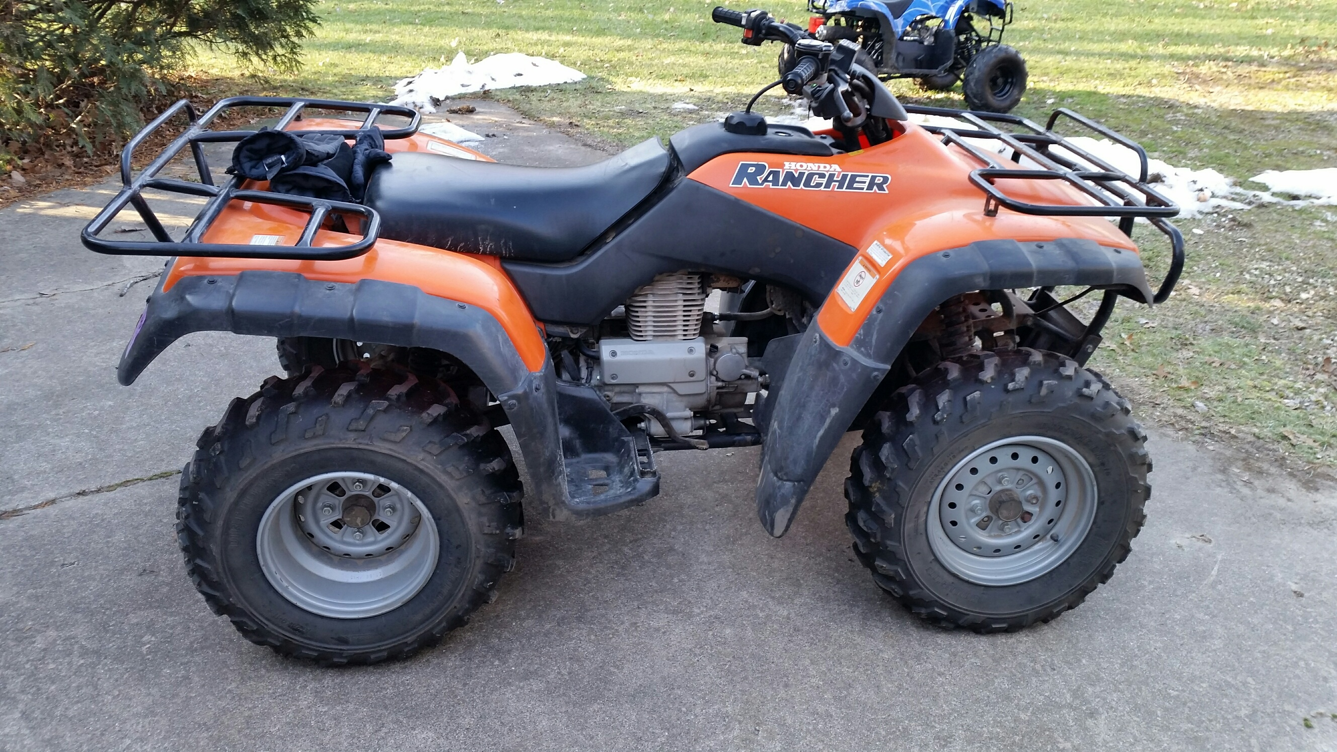 Honda Rancher For Sale >> 2001 Honda Rancher 4x4 FM1 - Michigan $1400 - Honda ATV Forum