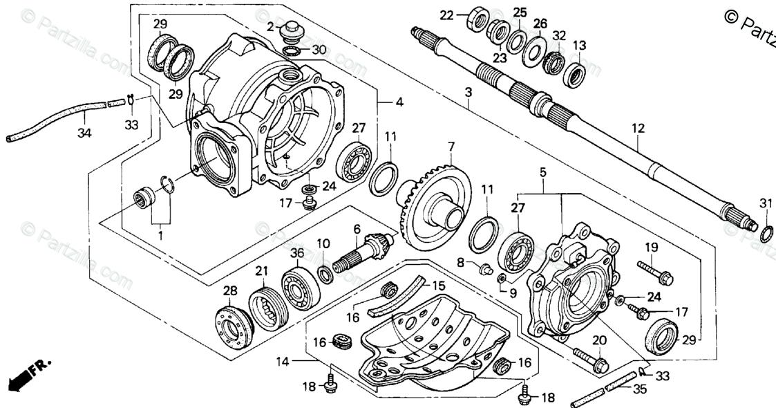 Diagram Wiring Diagram Honda Recon 250 2003 Full Version Hd Quality 250 2003 Swireex1 Fimenor Fr