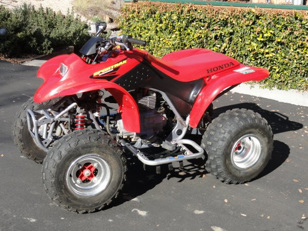 Thinking Of Buying A 2003 Trx250ex Any Advice Honda