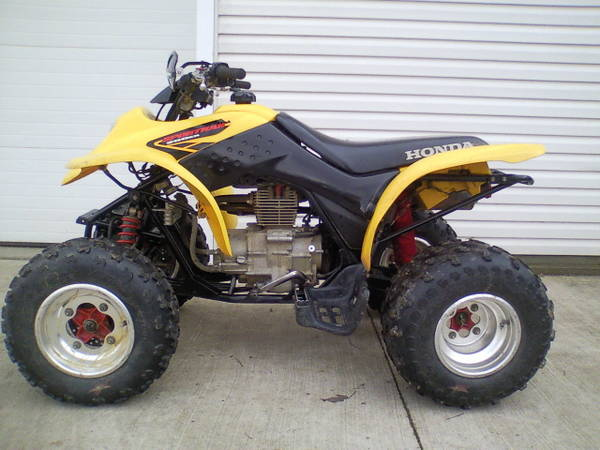 Honda 400 Ex >> Honda 250ex for sale $1250 - Honda ATV Forum