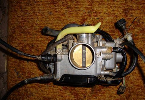 D Help Trx Carb Ex on Honda Fit Fuel Filter Location