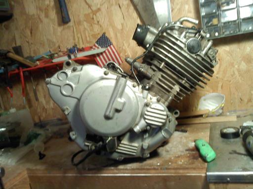 Identify this motor - Honda ATV Forum