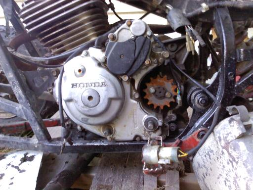 Honda 300ex Atv Engine Diagram
