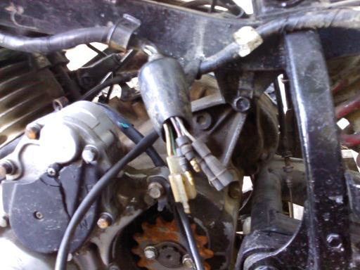 honda 300ex wiring diagram repair manual 300Ex 4 Wheller
