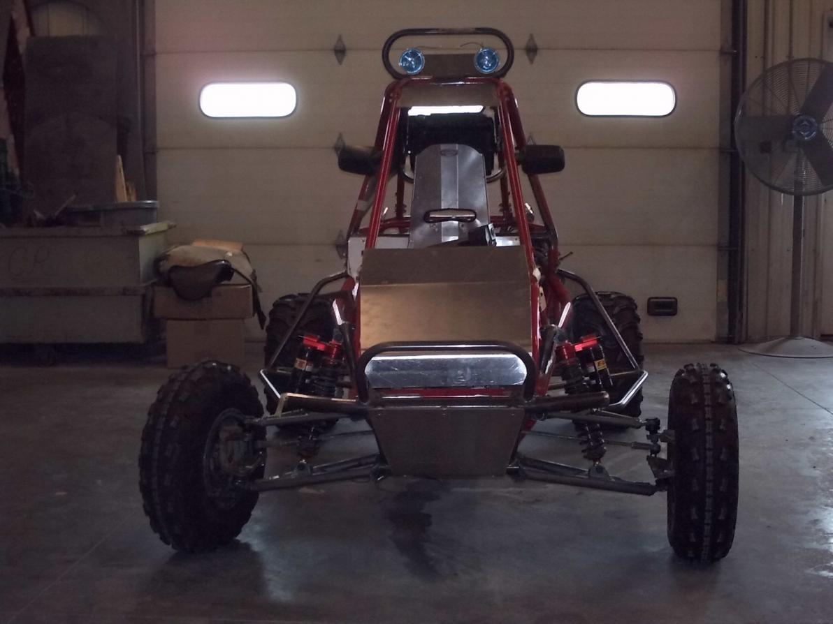FL400R Pilot - Page 7 - Honda ATV Forum