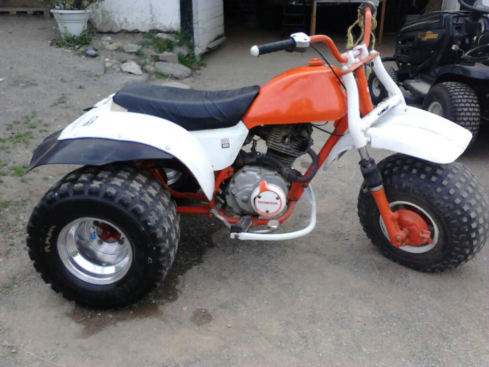 Custom 185s ATC - Honda ATV Forum