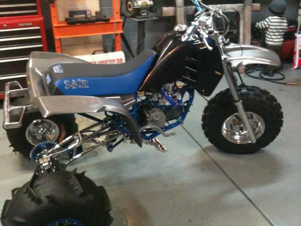 1986 Atc250r 340 Esr Build Whats This Bike Worth Honda Atv Forum