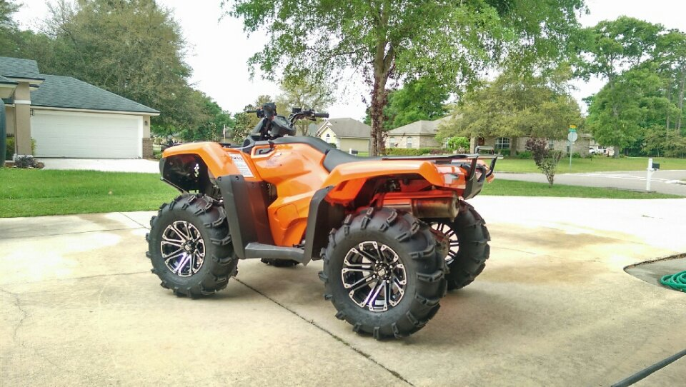 all the 2014 ranchers  Page 5  Honda ATV Forum