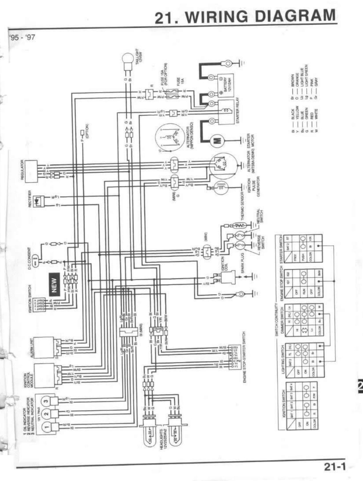 Honda Fourtrax 300 Wiring Schematic 2001 Ford Taurus Rcu Wiring Diagram Begeboy Wiring Diagram Source