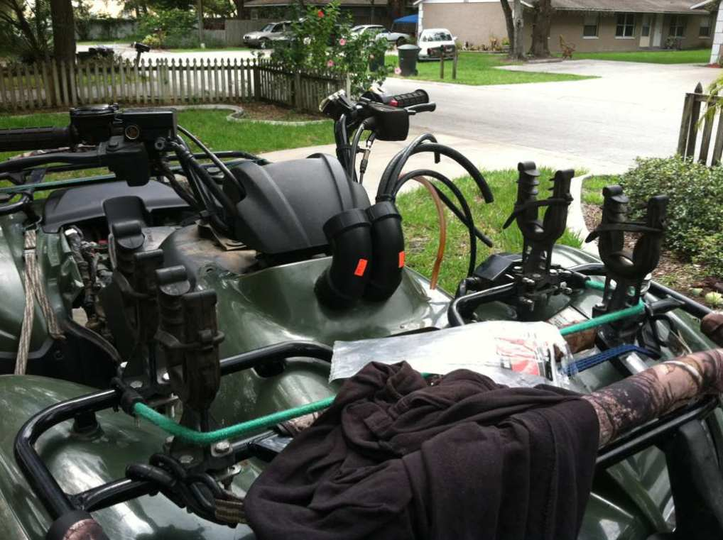 420 snorkel kits? - Honda ATV Forum