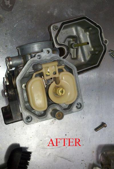 06 TRX250EX carburetor - Honda ATV Forum