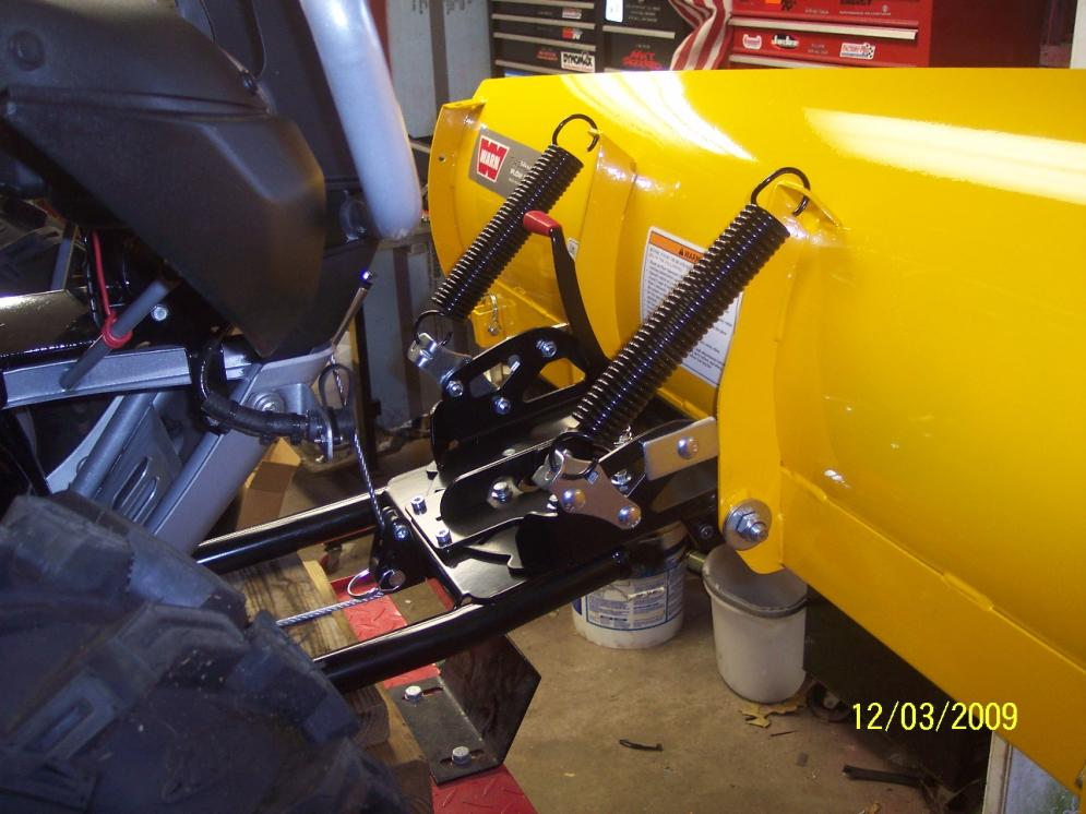 mounted warn plow system honda atv forum click image for larger version atv blade 004 jpg views 4576 size