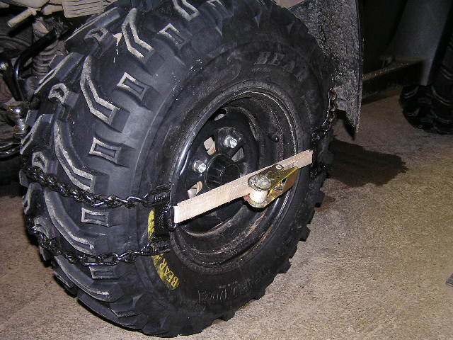 Cheap Effective Snow Mud Chains Page 3 Honda Atv Forum