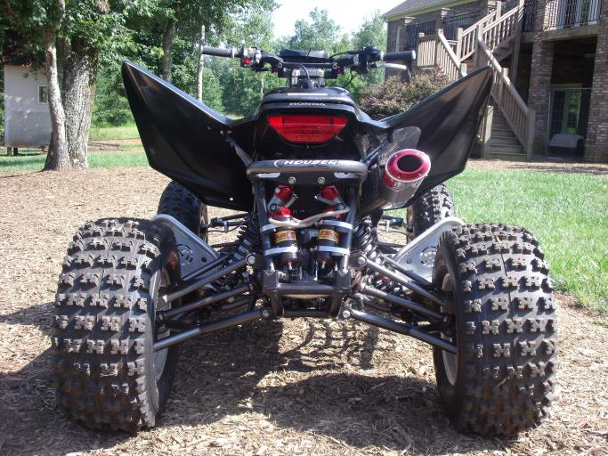 Trx 700 Opinion - Page 3 - Honda ATV Forum