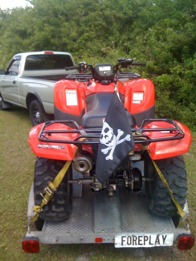 Honda Rancher 420 >> 2010 honda rancher trx420fe,how fast???? - Honda ATV Forum