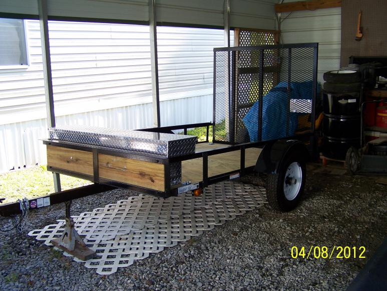 utility trailer tool box 1
