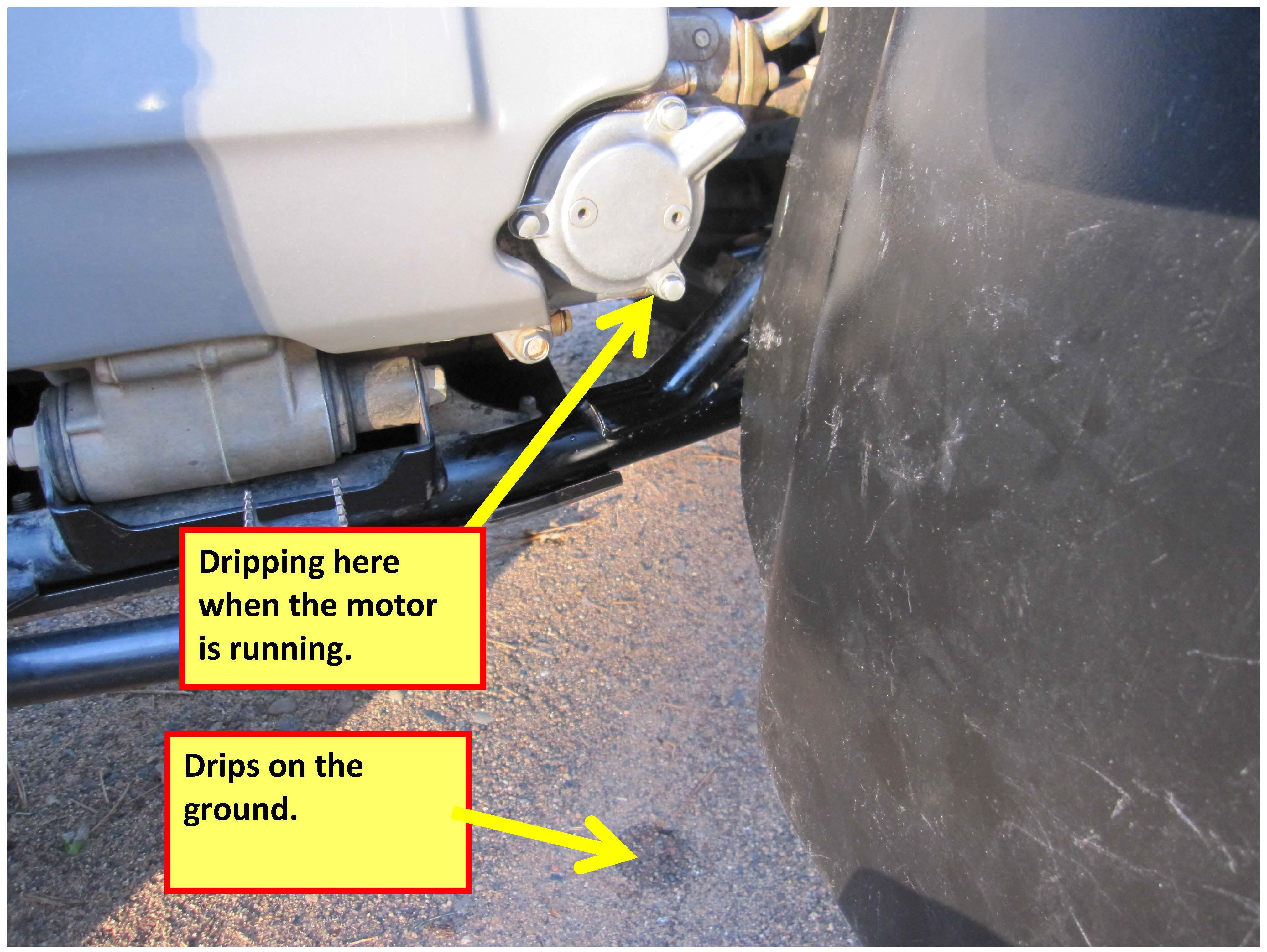 450 foreman oil filter plate leak please help honda atv forumOil Filter Location Honda Foreman 500 Wiring Honda Foreman Oil Filter #17