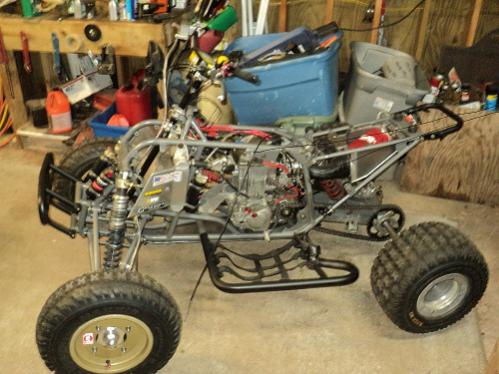 Houser Crf Hybrid For Sale Honda Atv Forum