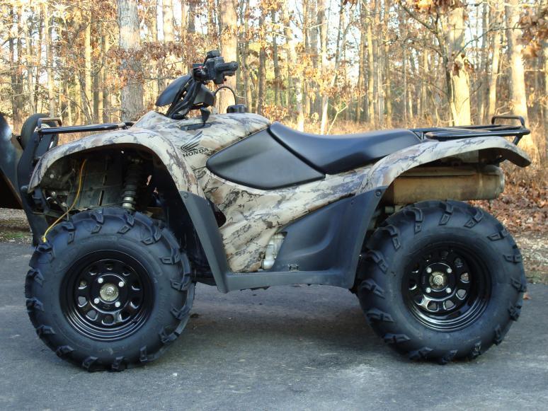 420 Rancher 25 Quot Mudlite Xl S Honda Atv Forum