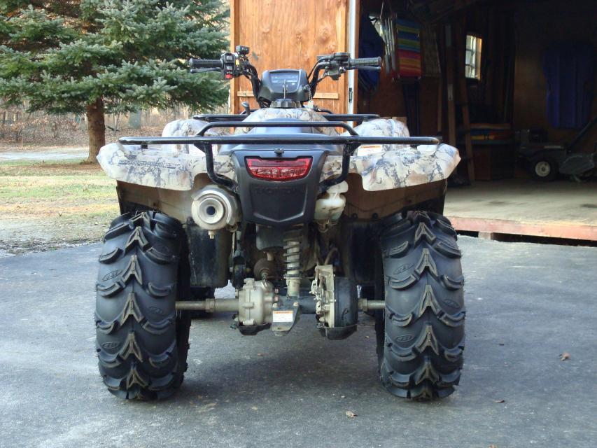 "Honda Rancher 420 >> 420 Rancher 25"" MudLite XL's - Honda ATV Forum"