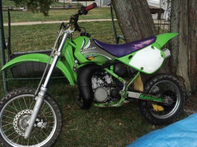 1995 Kx80 700 Bucks Honda Atv Forum
