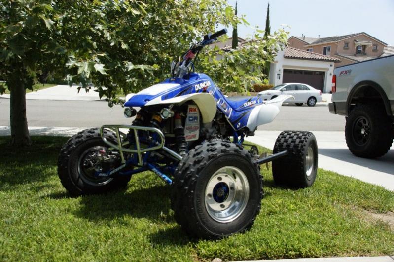 Honda Racing Quads for Sale