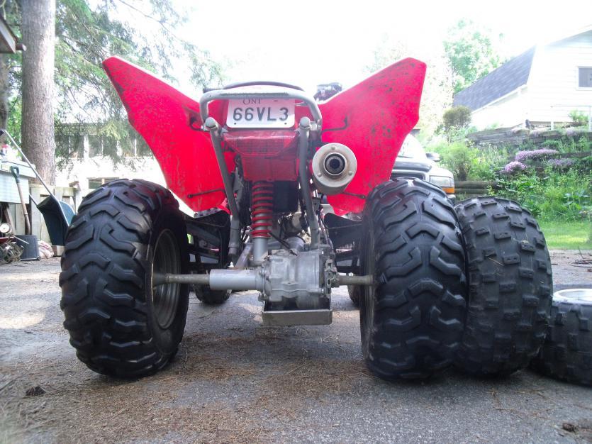 Tires For My 250ex Honda Atv Forum