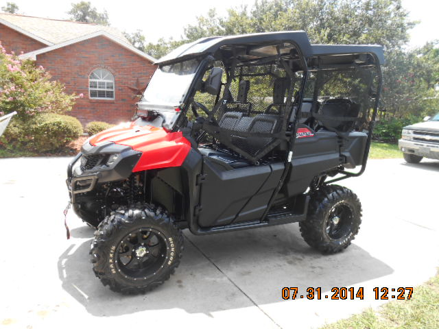 what is my 2014 700 4 pioneer worth honda atv forum. Black Bedroom Furniture Sets. Home Design Ideas