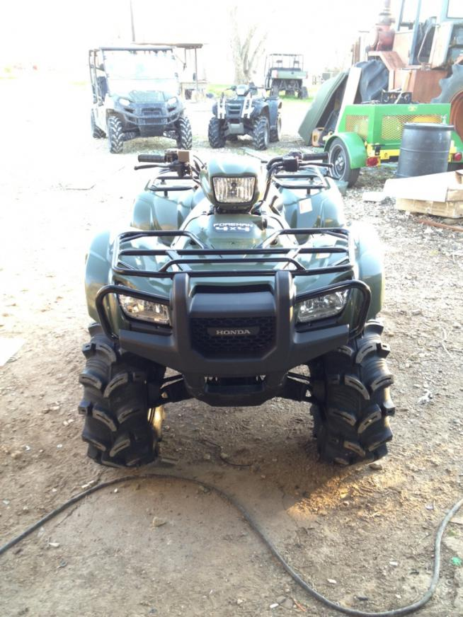 2012 Foreman Rim Tire Question Page 2 Honda Atv Forum