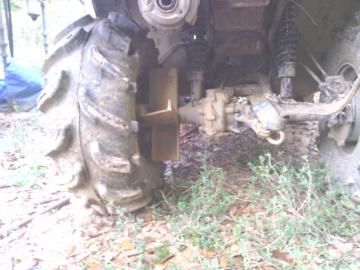 Any One Have Info On An Axle Paddle Honda Atv Forum